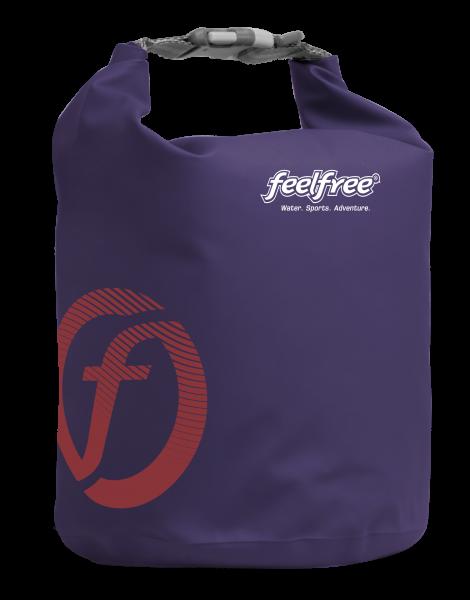 "FeelFree Beutel ""Dry Tube"", 5L, lila"