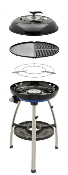 CADAC - Carri Chef 2 mit BBQ-Plancha, 50mbar