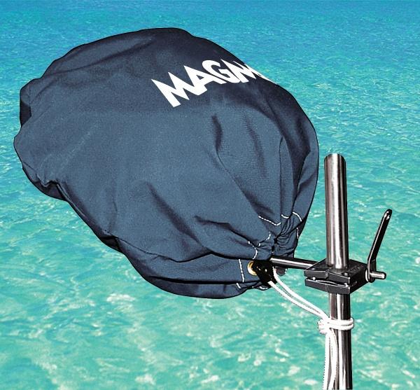 Magma Grillabdeckung für Kettel Grill Durchmesser 385 mm, captain's navy