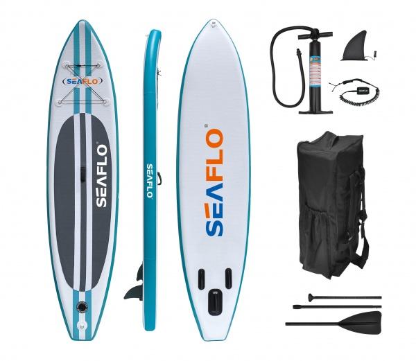 Seaflo SUP Board Stand Up Set 11, aufblasbar