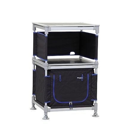 Westfield ModuCamp Modul 4 Campingschrank, grau/blau