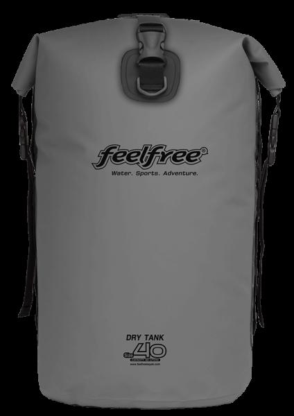 "FeelFree Rucksack ""Dry Tank"", 40L, grau"