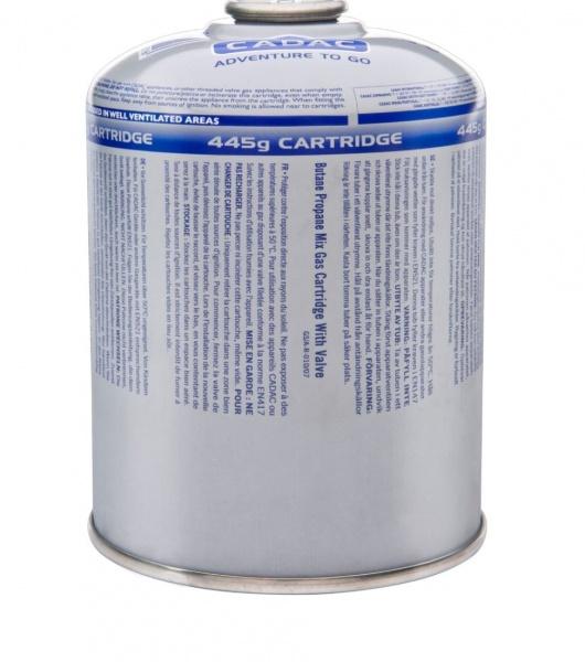 CADAC - Gaskartusche, 445 gr., EN417-Gewinde