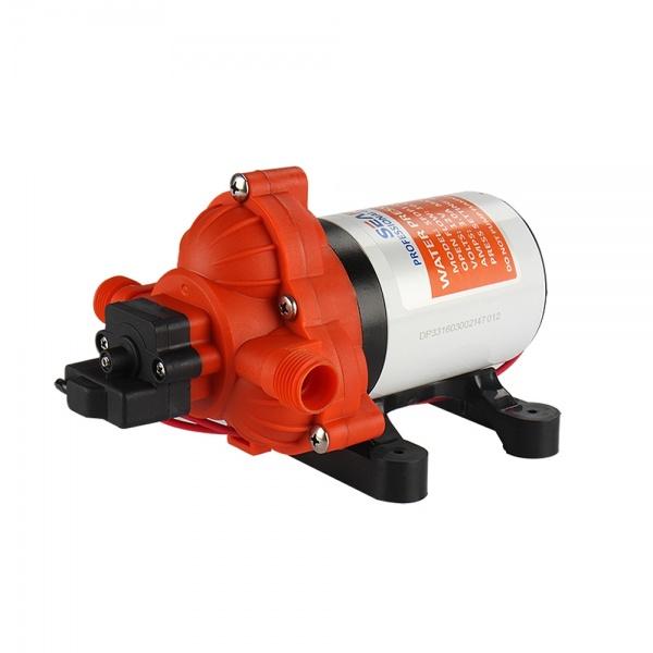 Seaflo ® Druckwasserpumpe 33-Serie, 12V / 3,0 GPM / 11,3 LPM / 45PSI